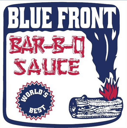 Blue Front Bar-B-Q Sauces
