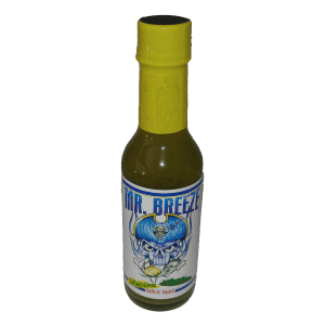 Mr Breeze Hot Sauces